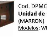 Unidad de control Whirlpool (Marrón) WRM34/WRM342/