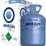 Gas Refrigerante Anton R134a 5.6 Kg